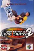 Scan of manual of Tony Hawk's Pro Skater 2